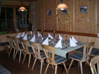 Ganderwirt restaurant St Jakob