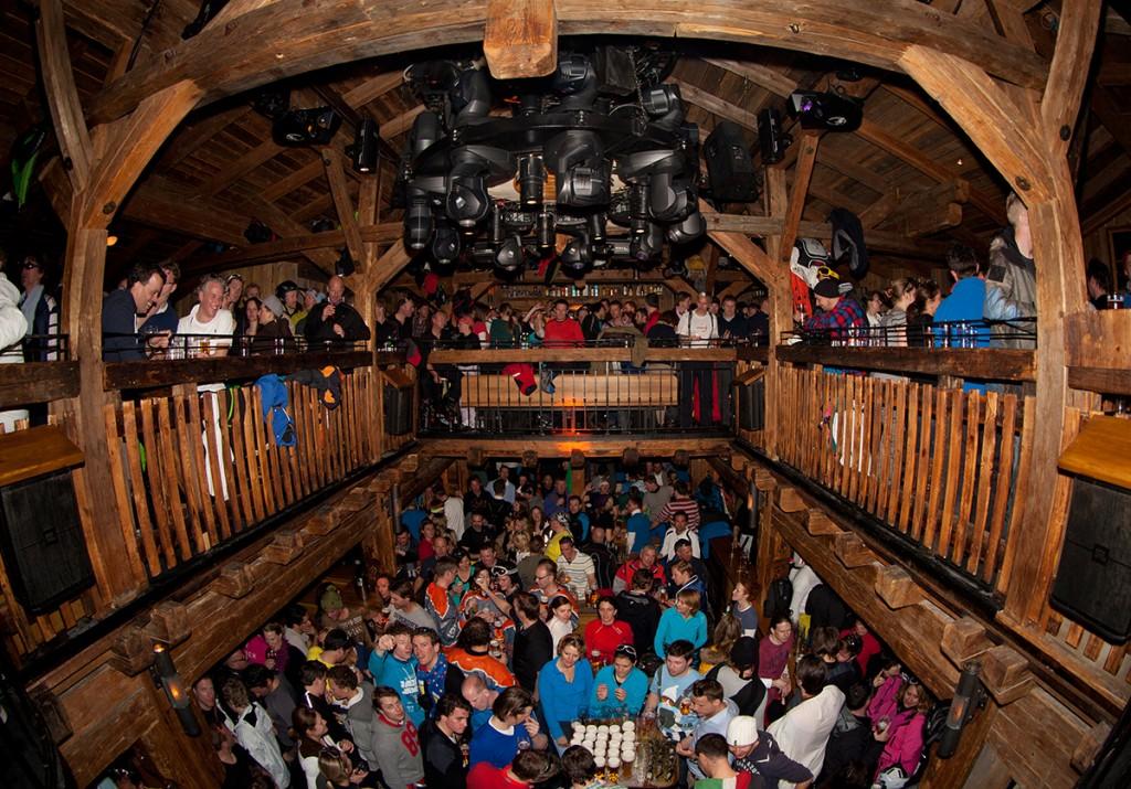 Mooserwirt apres ski bar St.Anton