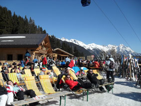 Rodl Alm in St.Anton