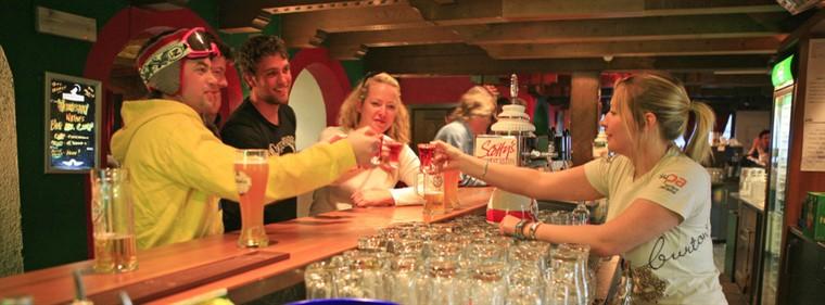Scotty's bar in St Anton