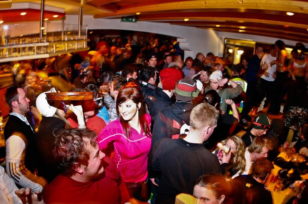 Krazy Kanguruh apres ski bar St.Anton