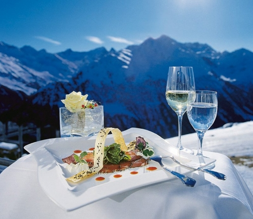 Verfall Stube the best places for top quality lunch in St Anton