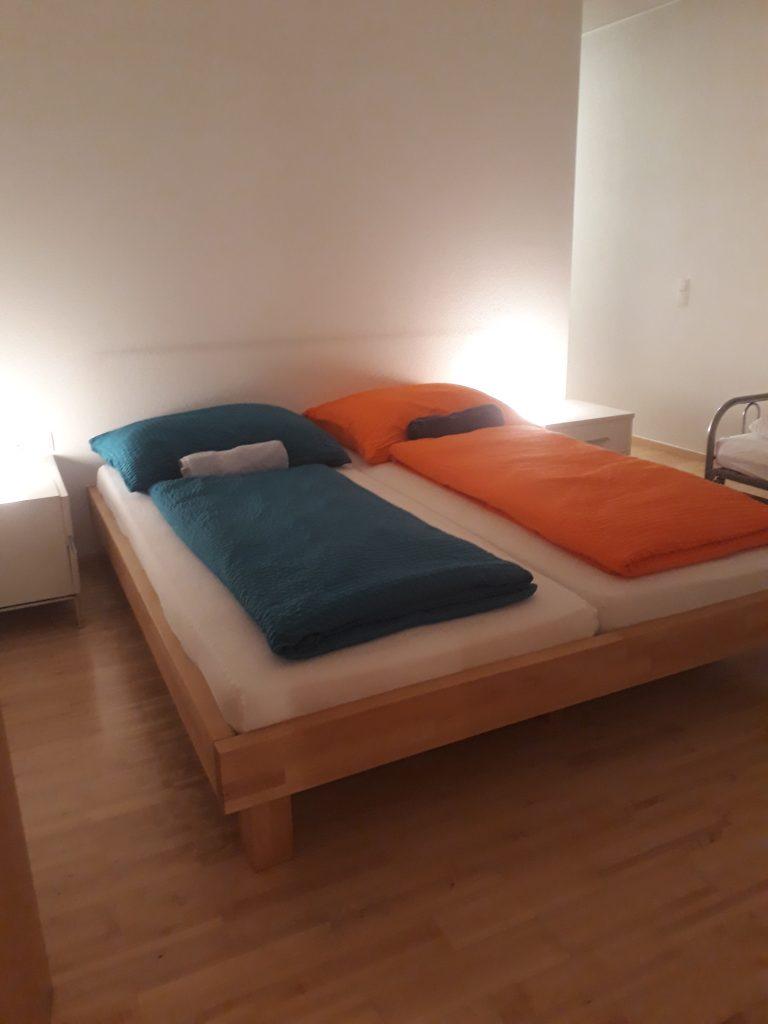 Large bedroom in Versalla