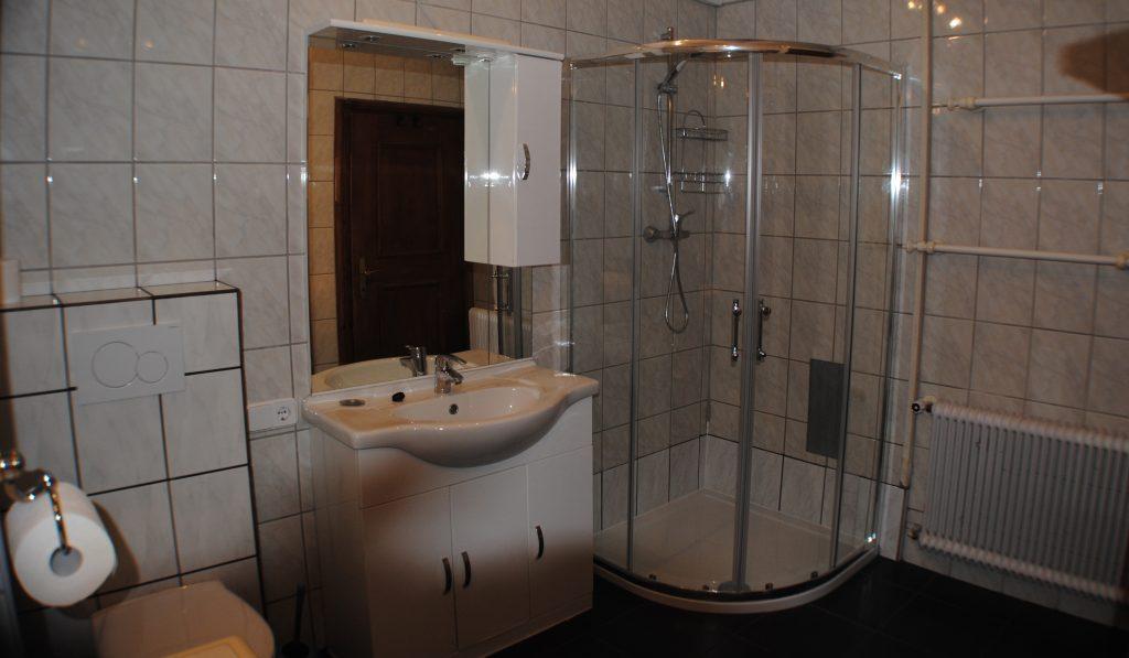Bathroom in Haus Zentral St.Anton