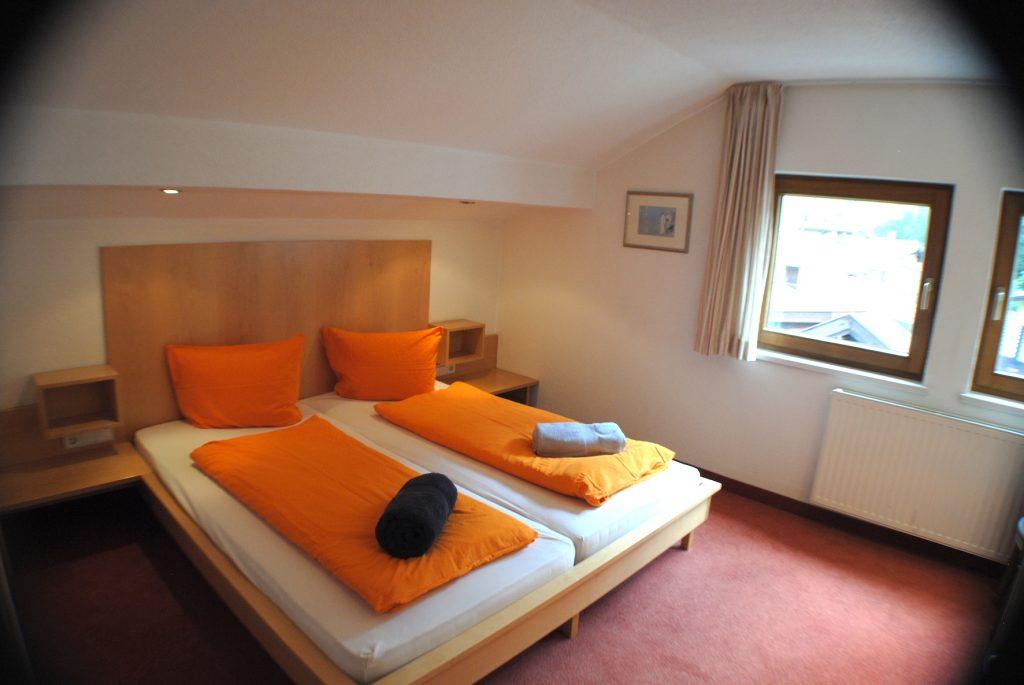 Chalet Scherl twin room