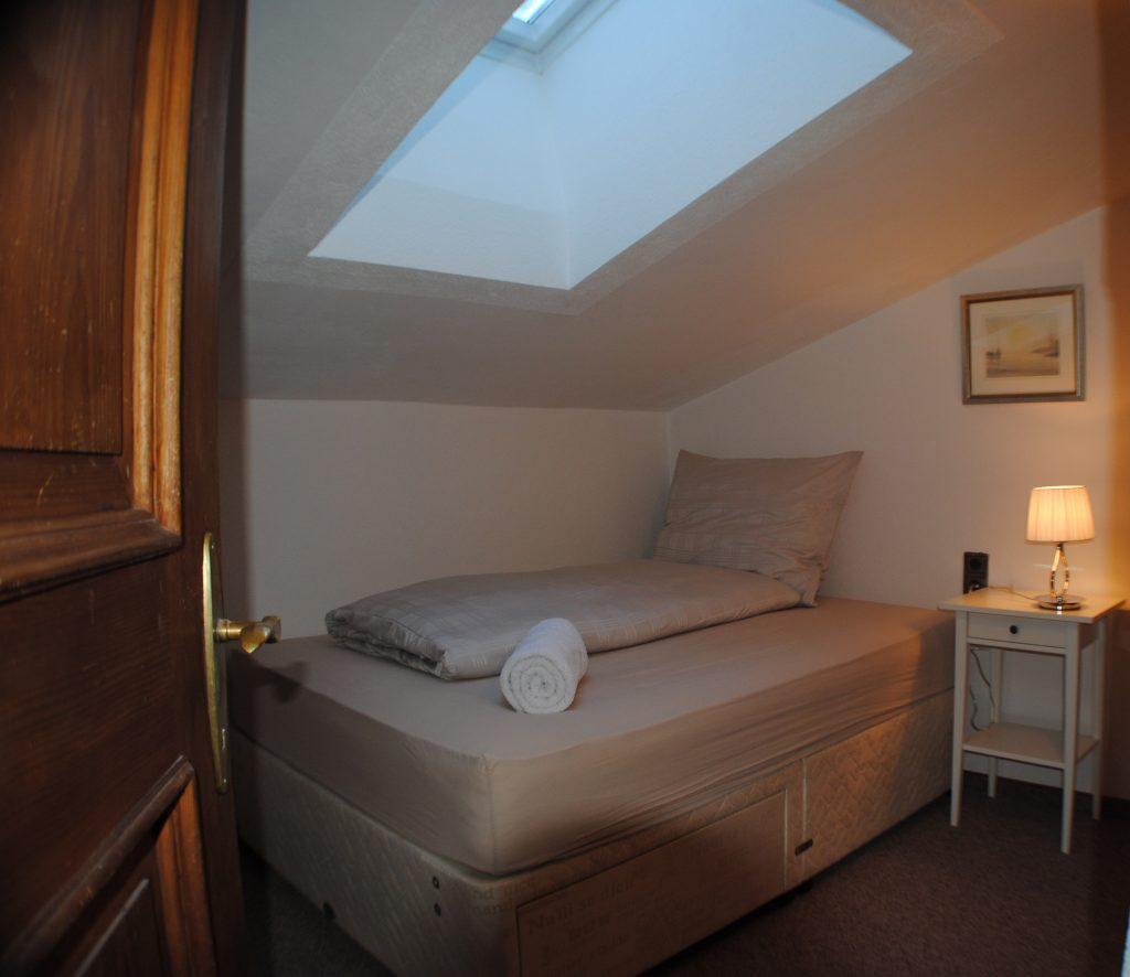 Double bedroom of St.Anton 4 bedroom apartment