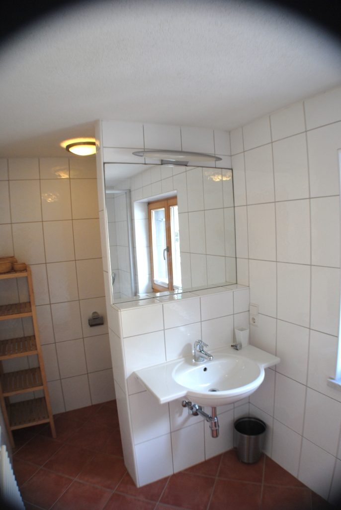 Chalet Scherl bathroom