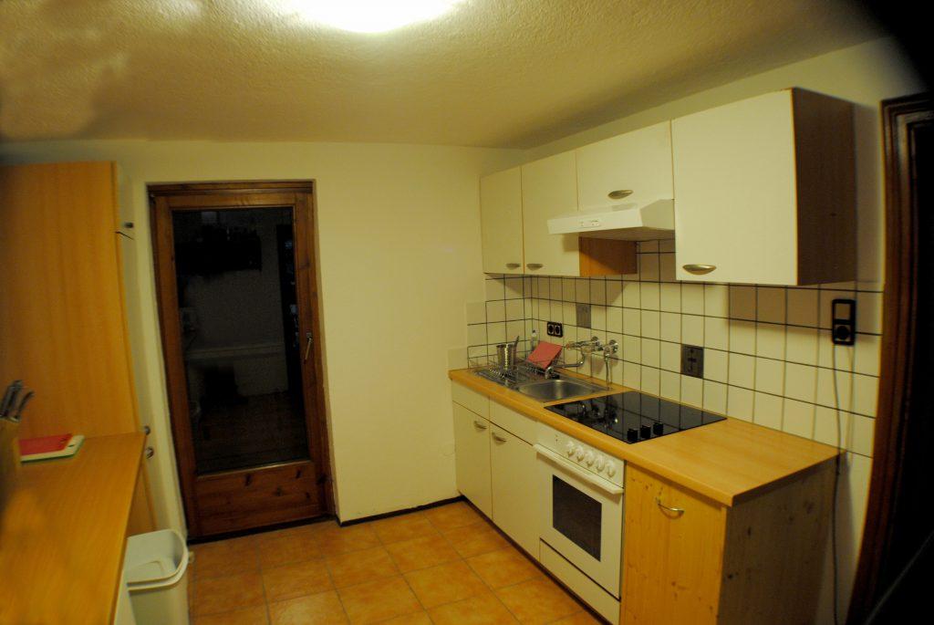 Kitchen in Haus Zentral