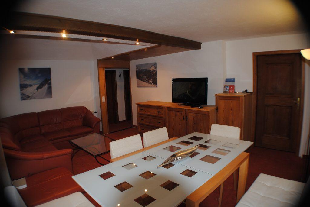 Living room in Haus Zentral