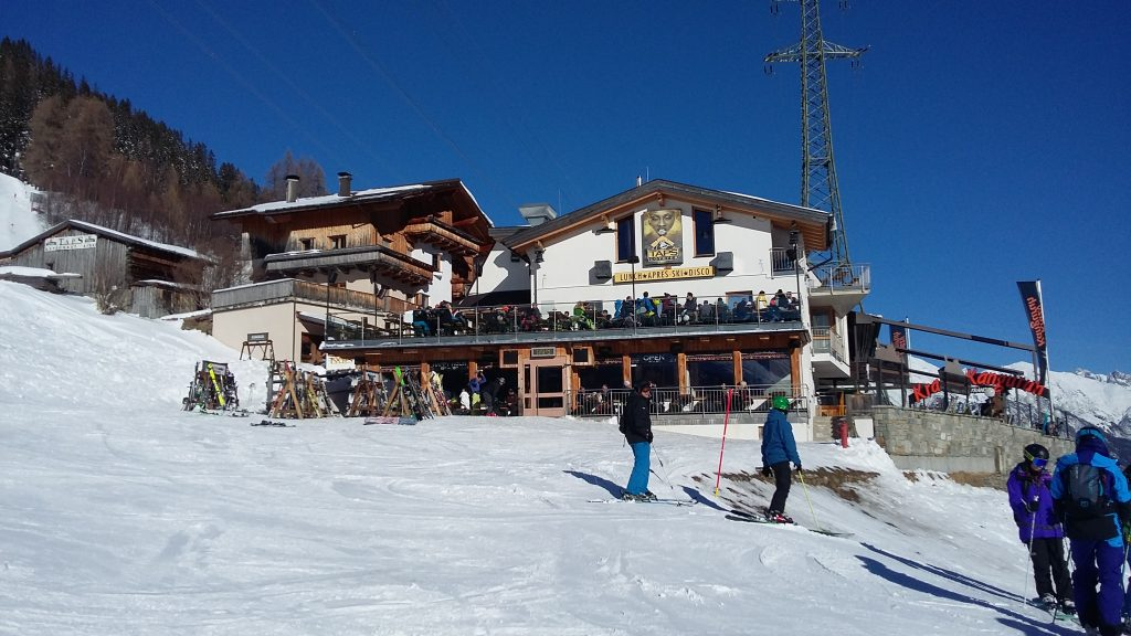 Ski in out Apartment in St.Anton
