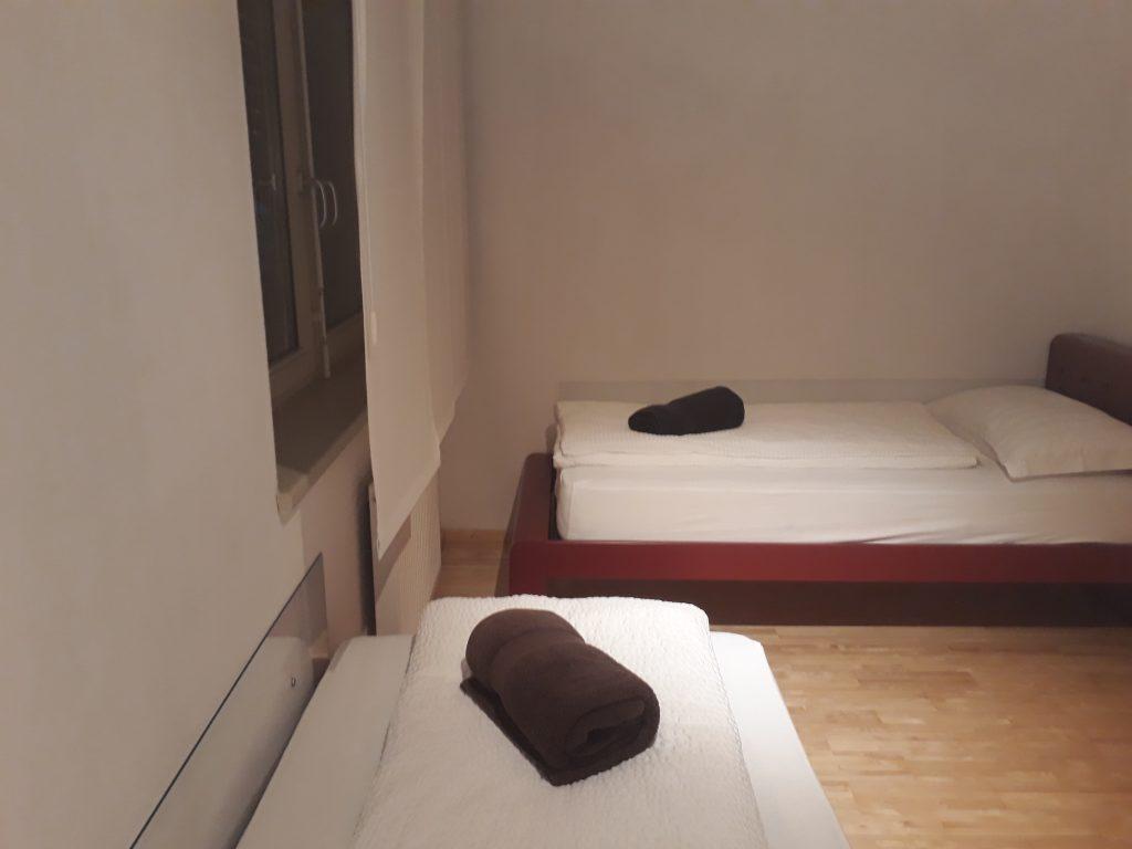 Twin Bedroom in Versalla