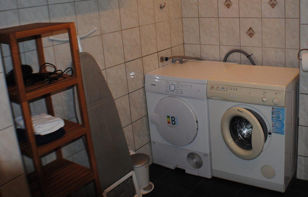 St.Anton village centre apartment washing machine