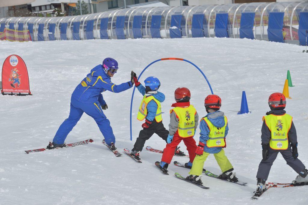 Arlberg Ski School St.anton