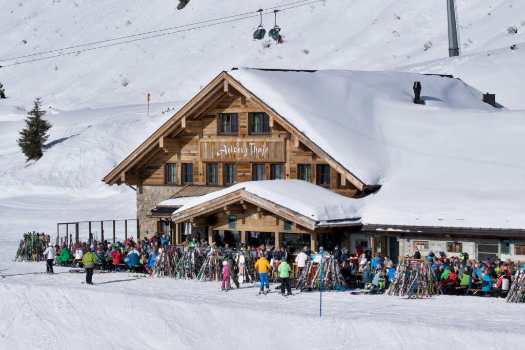 Arlberg Thaja St.christoph