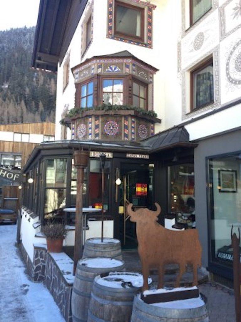 Bodega Tapis Restaurant in St.Anton
