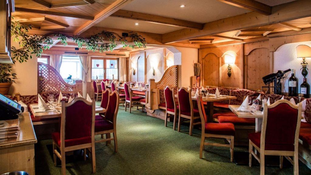 Dorfstuben Restaurant St.Anton