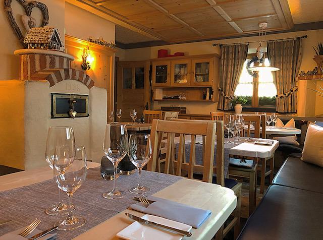Haus Schindler Restaurant
