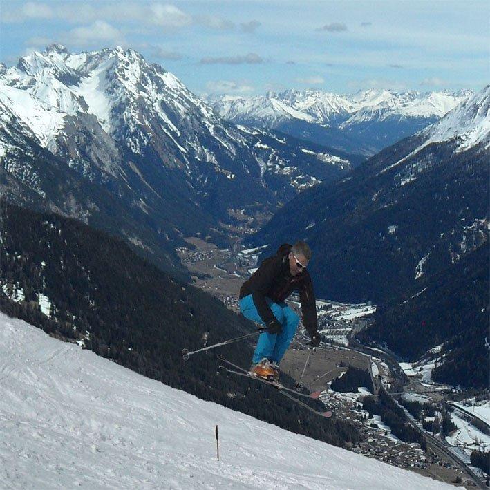 Kapall Ski Area St Anton