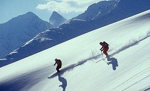 St.Anton Skiing
