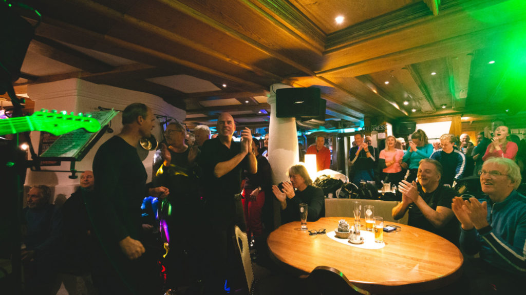 Griabli apres ski bar St.Anton