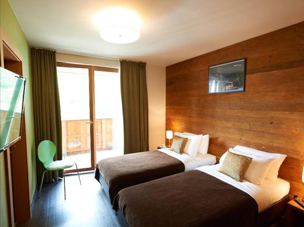 Bedroom 4 Lodge 2