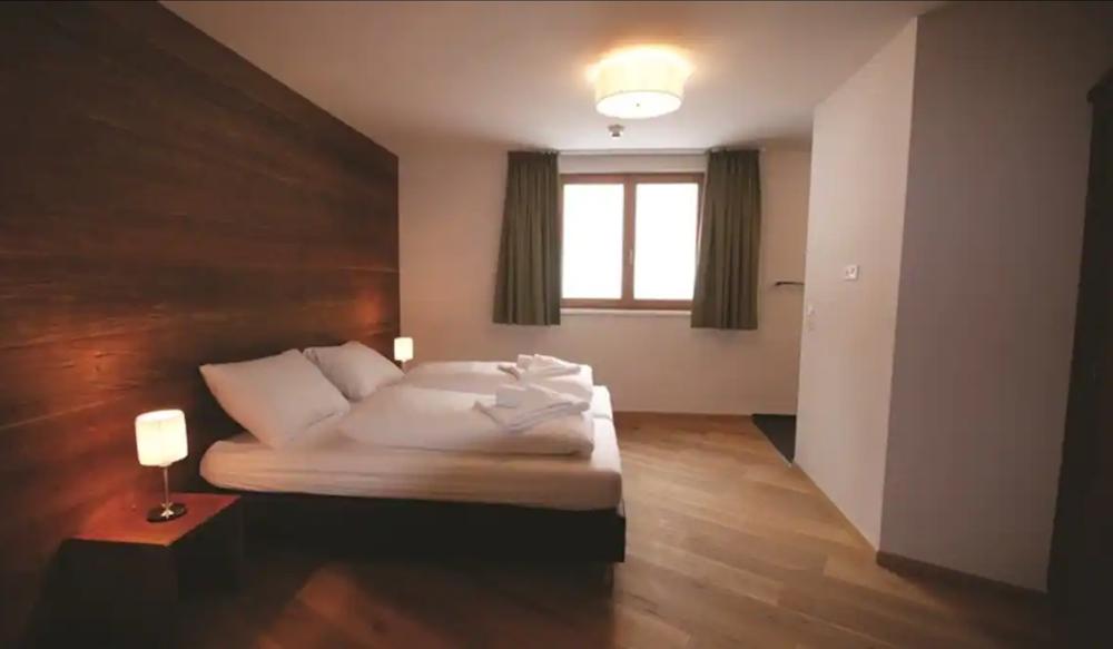 St.Anton Luxury Chalet Bedroom